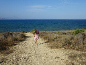 Camino del Faro Cabo Huertas
