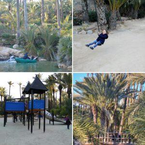 Parque El Palmeral de Elche