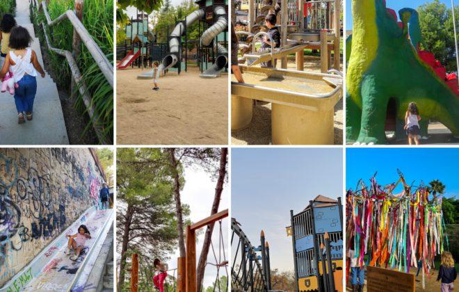 los mejores parques infantiles alicante
