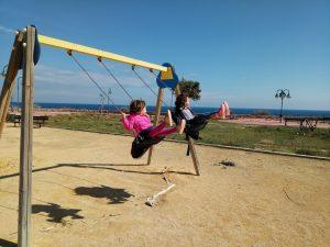 Alicante con niños: Cala Llop Marí