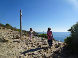 Sendero de la Costa Villajoyosa