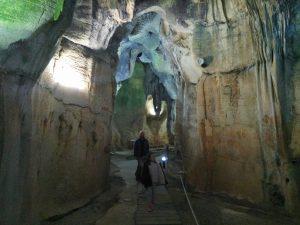Cueva calavera benidoleig