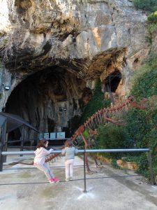 cueva calaveras