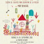 Alicante con niños mar benegas va de cuentos