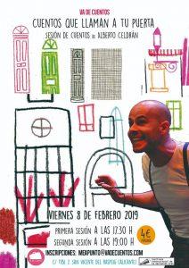 Alberto Celdrán va de cuentos