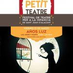 Petit teatre, teatro infantil alicante
