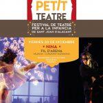 Petit Teatre agenda cultural alicante