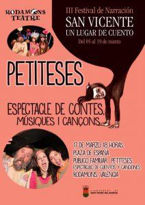 III festival de Narración San Vicente