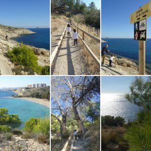 Alicante con niños: Ruta de la costa Villajoyosa