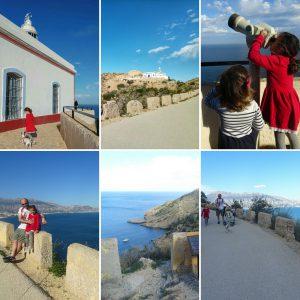 Alicante con niños: Faro de Albir