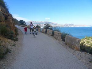 Alicante con niños: Faro de L'Albir