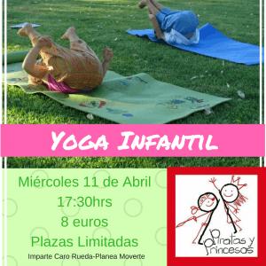 Clases de Yoga Infantil Alicante