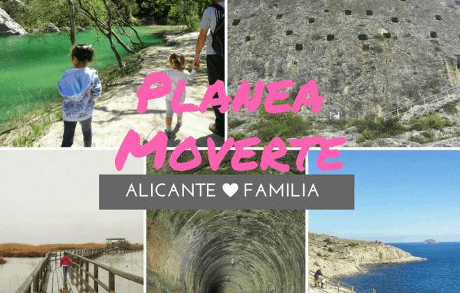 Nuestro top 5! Planes para disfrutar con niños en Alicante.