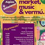 Alicante con niños, agenda cultural: La paka market vintage