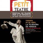 Alicante con niños: agenda cultural Petit Teatre