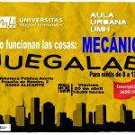 Alicante con niños: Agenda Cultural Juegalab