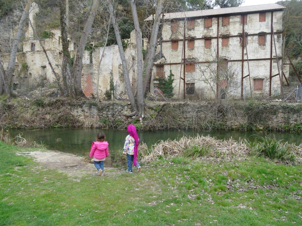 Banyeres de Mariola: Molí L'Ombria