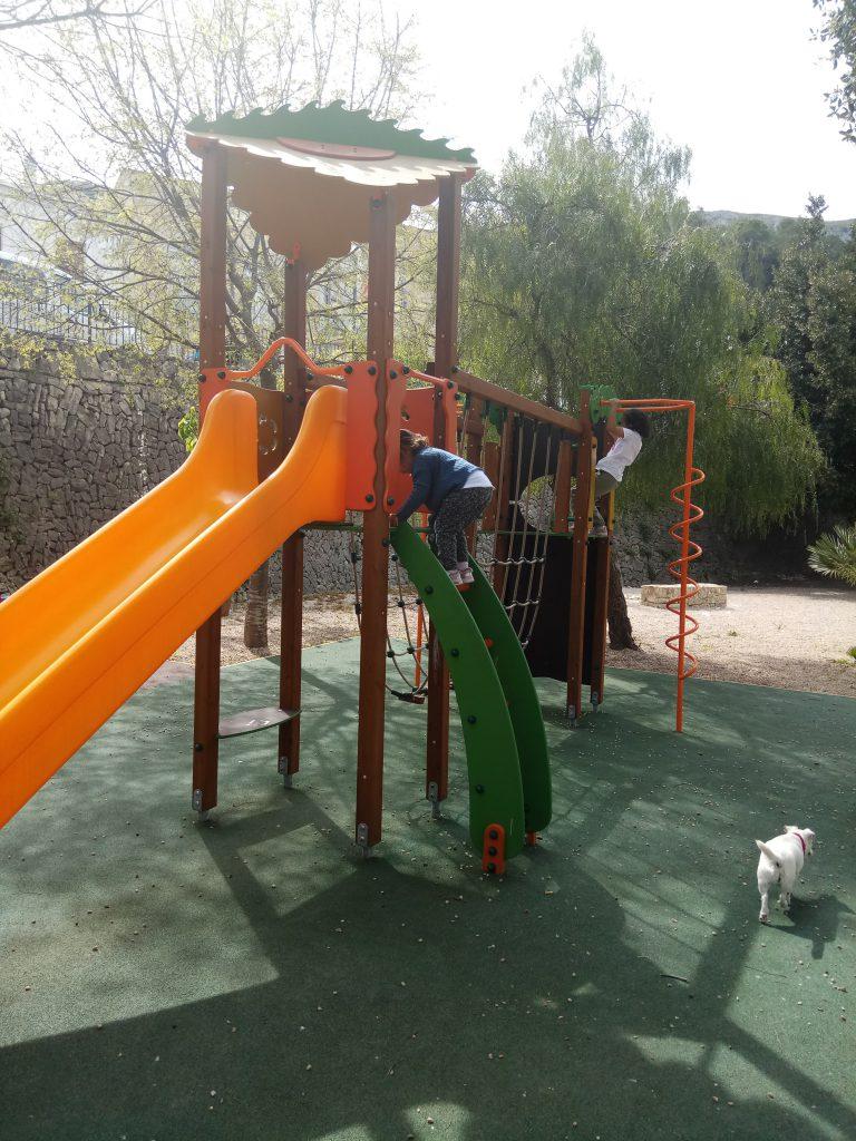 Planes con niños: Vall de la Gallinera