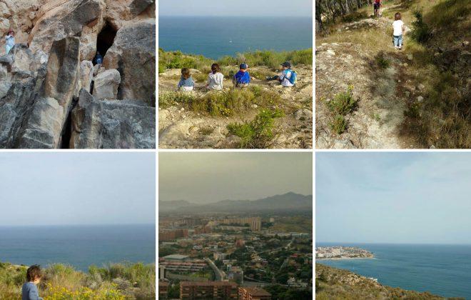 Alicante con niños: La serra Grossa