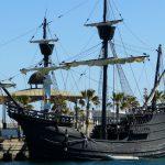 Alicante con niños barcos