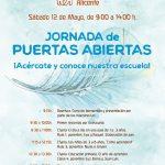 Alicante con niños, escuela waldorf