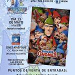 Alicante con niños Cine adaptado
