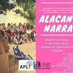 Alacant Narra alicante con niños