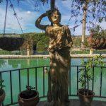 Jardin de santos panaguila