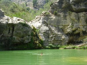 Barranc de la Encatada