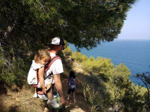 Ruta de los acantilados, Benitatxell