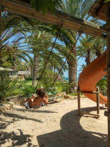 La Caleta, playas alicante con niños