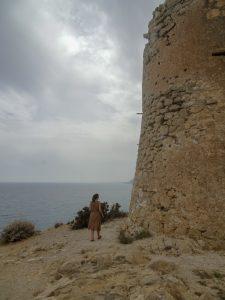 Cala el Xarco Alicante con niños