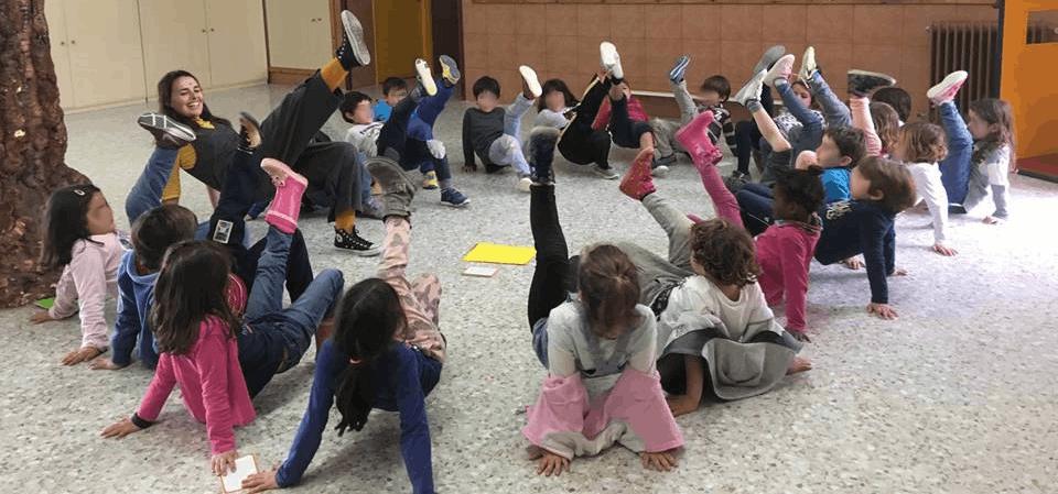 Yoga cuento-Planea Moverte