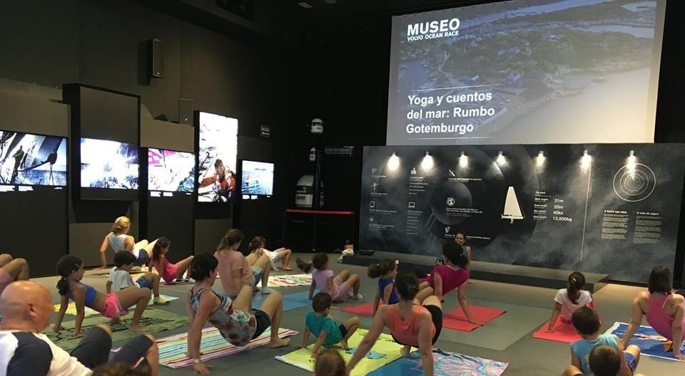 Yoga Cuentos-Planea Moverte-Caro Rueda