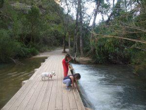 Ruta Charco Azul chulilla