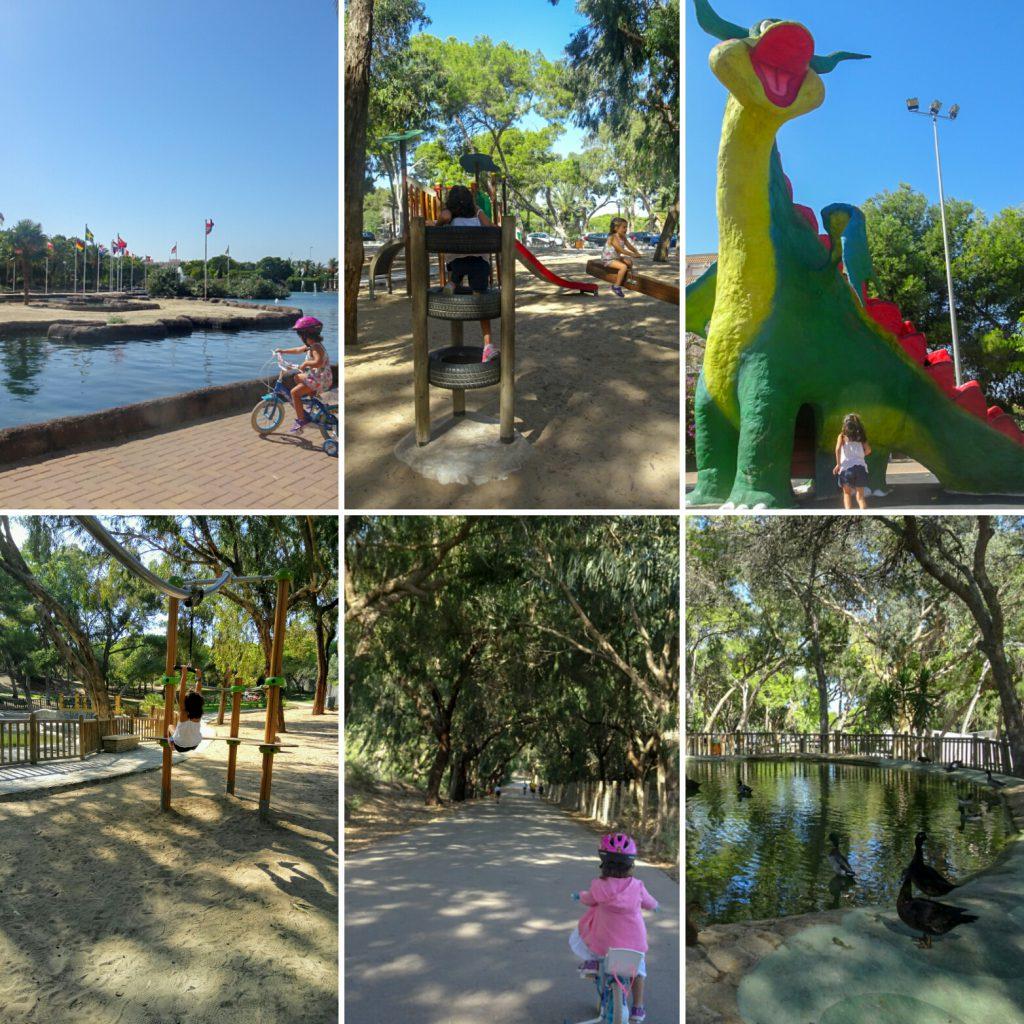 Los Parques De Torrevieja Y Guardamar Para Jugar En La Naturaleza