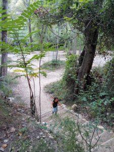 Chulilla Ruta Charco Azul