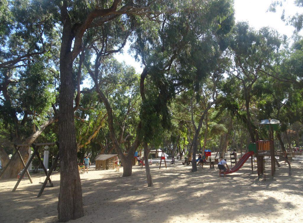 Parque Reina Sofía Guardamar
