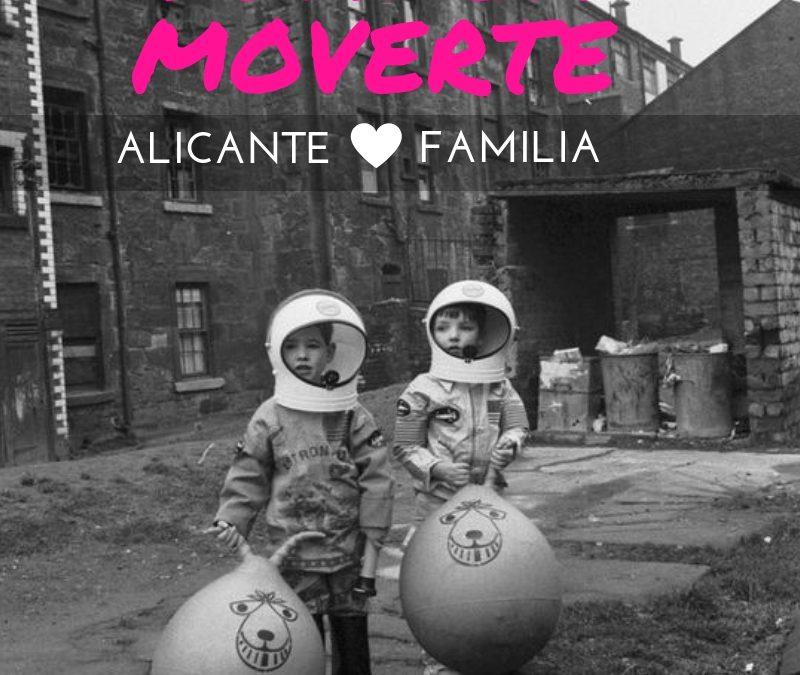 Alicante con niños, alicante with kids