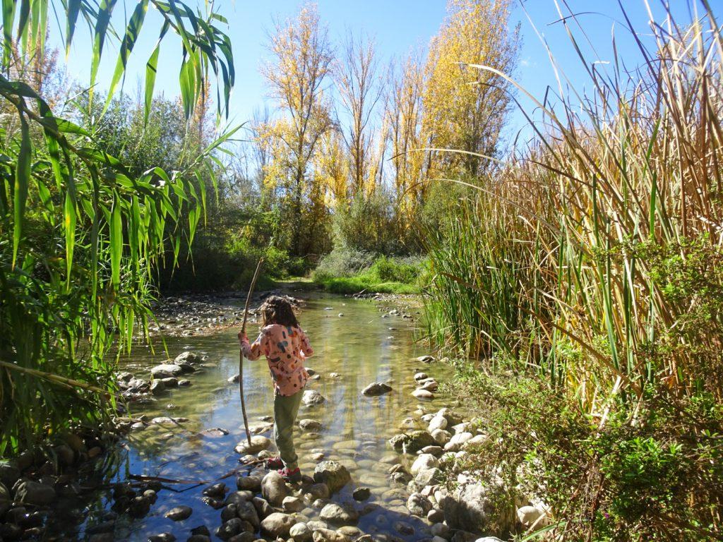 planes con niños alicante río serpis