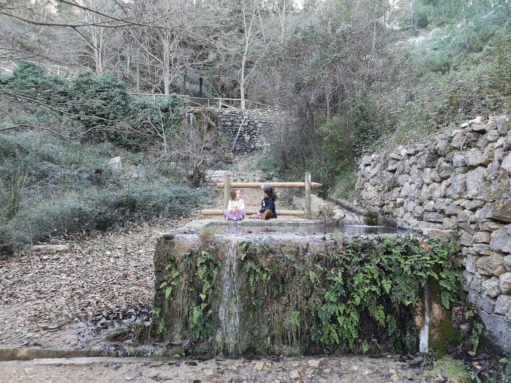 parque natural sierra de mariola