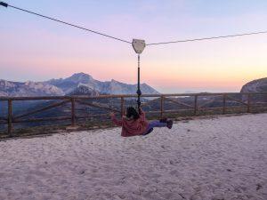 Area recreativa as pou