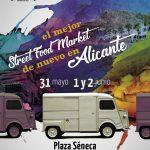 Street Food market alicante