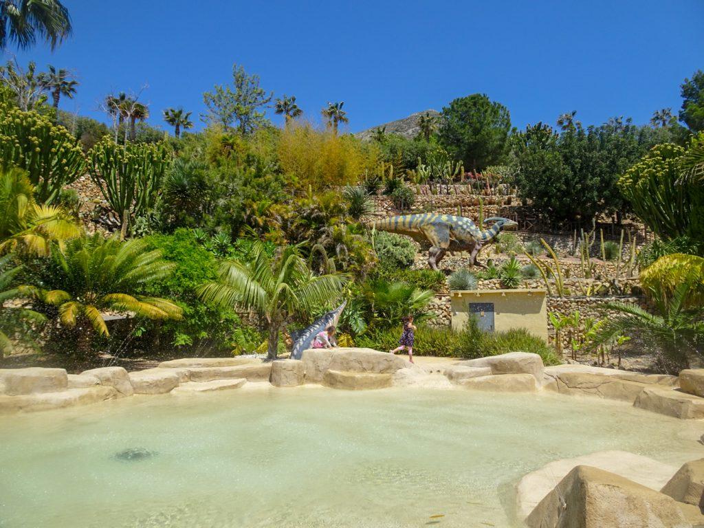 Dino Park Algar Alicante