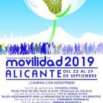 semana movilidad alicante 2019