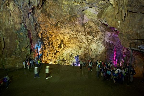 Cuevas Canelobre Busot