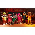 Circo alicante con niños