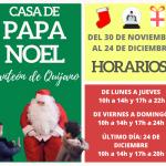 Navidad Alicante 2019 papa noel