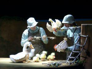 teatro infantil alicante con niños