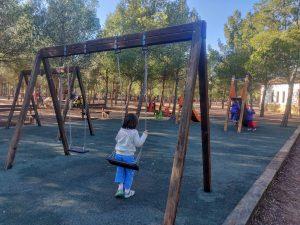 Área recreativa el plano sax